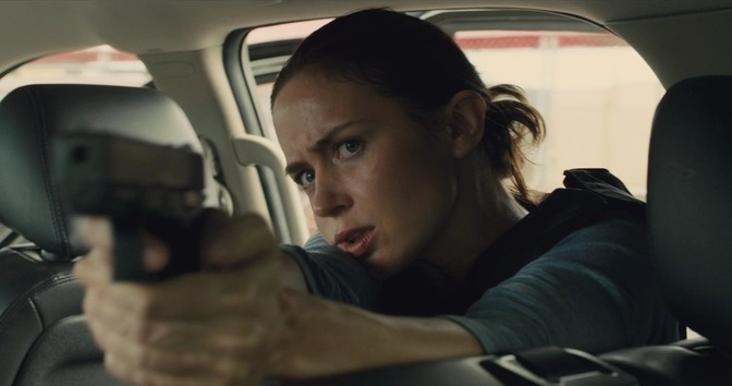 SICARIO (Movie Review) – I Can't Unsee That Movie: film news and reviews by  Jeff Huston
