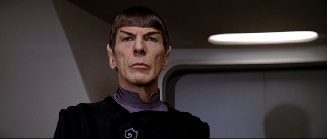 STAR TREK: THE MOTION PICTURE (1979) - I Can't Unsee That ...